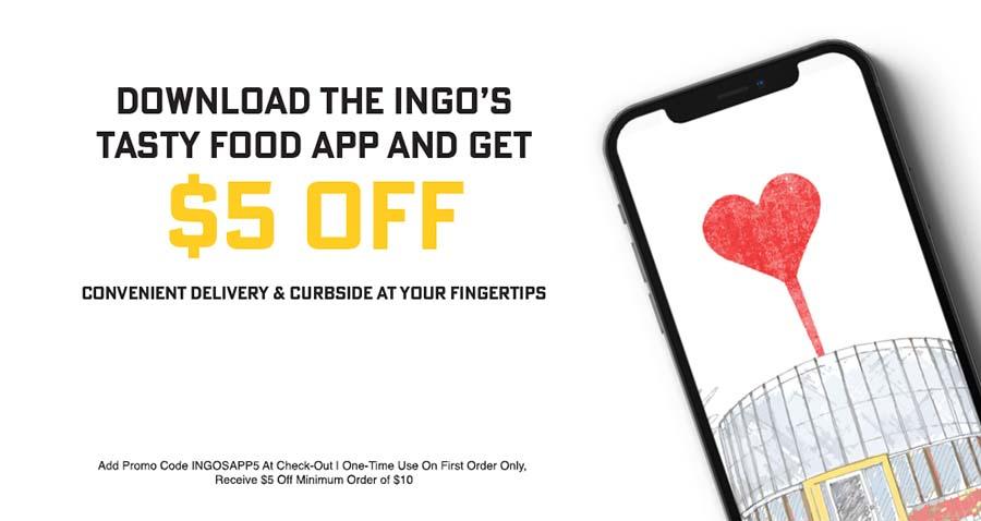 Ingo's Tasty Food App